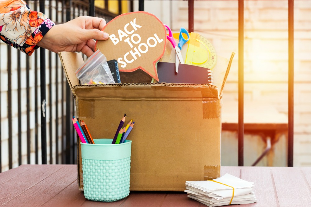 Donate Today - A List of Local Back-To-School Drives