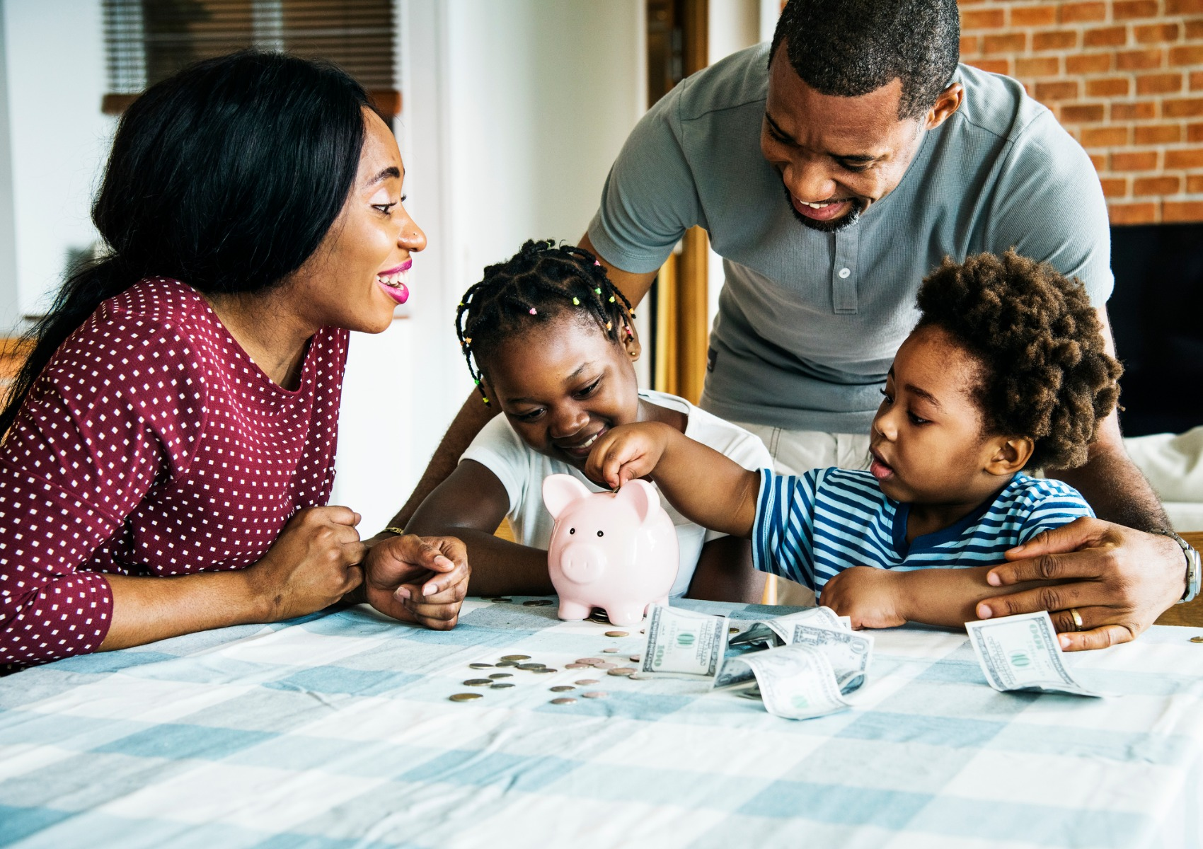 Is It Time to Open a Checking or Savings Account for Your Children?